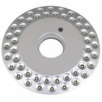 Фонарь-лампа светодиодный для кемпинга (48 LED, 600 люмен, 3 режима, 4хАА) КЕМПІНГ (37-1021)