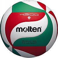Мяч волейбольный клееный Molten V5M4500 оригинал