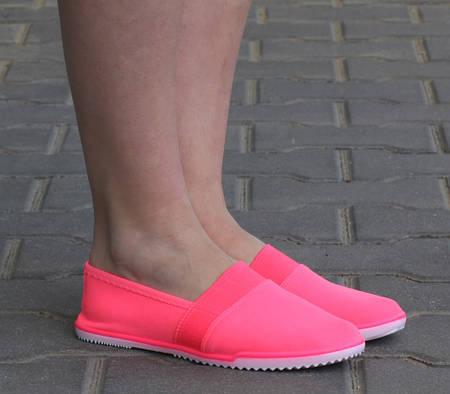 Женские слипоны Кристина Розовый