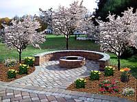 Продажа и Укладка Тротуарной плитки, декоративного и природного камня,