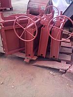 Задвижки реечные ручные 200х200, 250х250, 300х300, 400х400, 450х450 от производителя