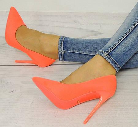 Женские туфли Scottsdale ORANGE