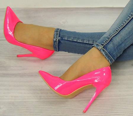Женские туфли Sierra Vista  PINK NEON