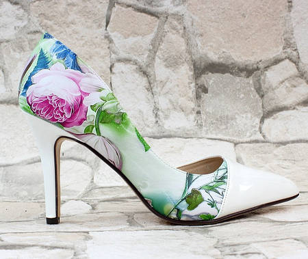 Женские туфли Hayward white
