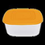 Алеана Харчової контейнер квадратний 0.93 л, фото 2