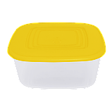 Алеана Харчової контейнер квадратний 0.93 л, фото 4