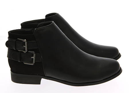 Женские ботинки Riverside Black