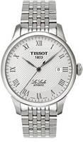 Чоловічий годинник Tissot T41148333 Le Locle