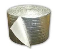 Пеноизол фольгированный липкий 5 мм
