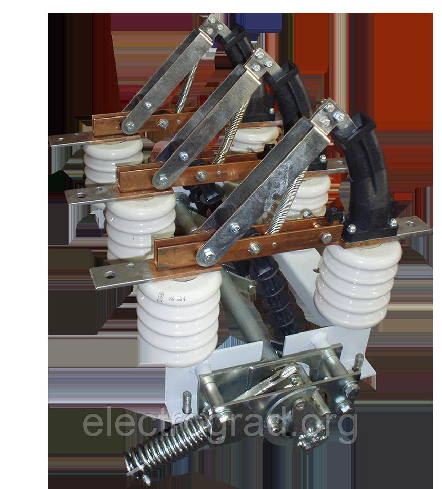 Выключатели нагрузки автогазовые ВНА-ЭД-П-10/630-20 з(зп) У3