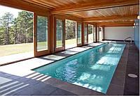 Устройство и проектирование бассейнов. Построить бассейн в доме и на улице любой сложности в Херсоне