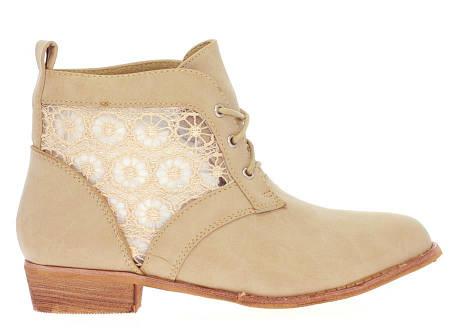 Женские ботинки MARYANN