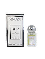 Парфюмерная вода для женщин Indila Femme мини, 10 мл (Carlo Bossi)
