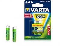Аккумулятор Varta AAA 1000mAh NiMh (5703)