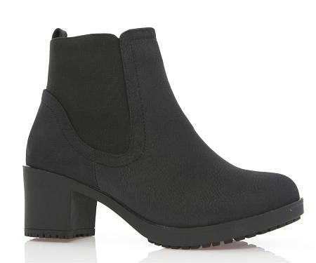 Женские ботинки TAEGAN BLACK