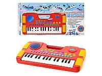Детский синтезатор пианино Metr+ 952