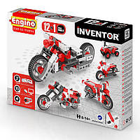 Конструктор серии INVENTOR 12 в 1 - Мотоциклы