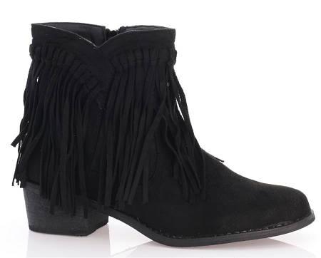 Женские ботинки CALLA Black