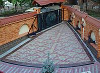 Мощение дорожек, укладка Тротуарной Плитки и Природного Камня