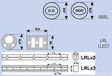 Светящийся провод DELUX RBRLX2, фото 2
