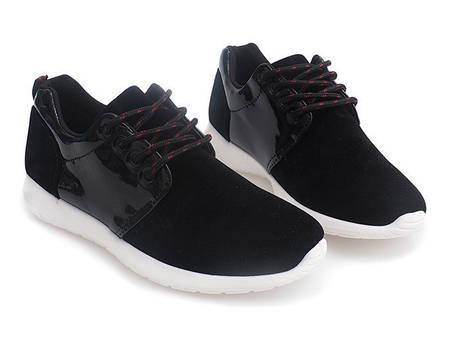 Женские кроссовки EDIE  black