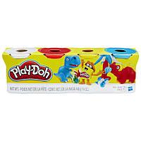 B5517 Play-Doh Набор из 4 баночек (в ассорт.)