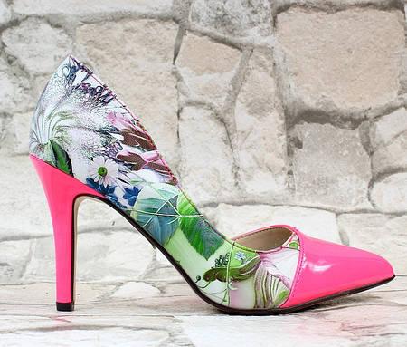 Женские туфли Hayward pink