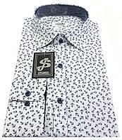 Рубашка мужская c принтом  №GS 66.4 RC, фото 1