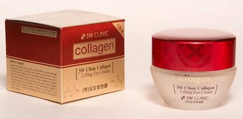 Крем для кожи вокруг глаз с коллагеном 3W CLINIC Collagen Lifting Eye Cream, 35ml