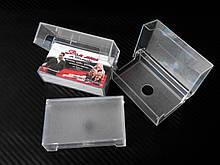 Коробочка, пластиковый футляр для визиток