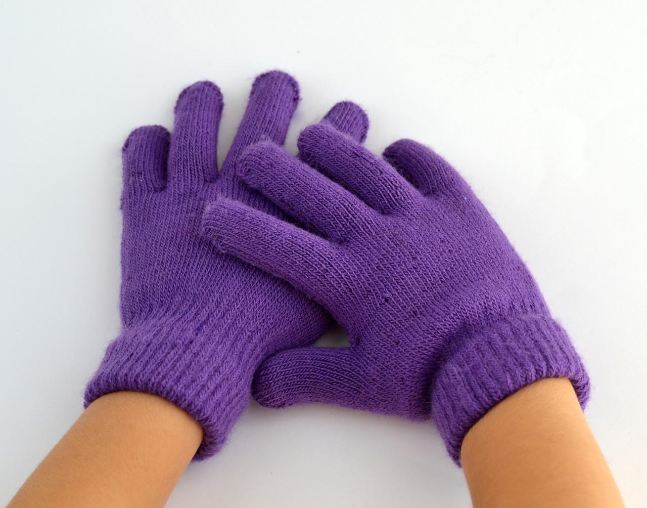 №401 Перчатки №1 на 4-6 лет. Есть разные цвета.