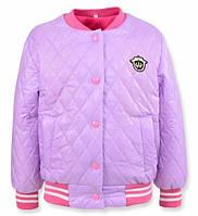 Стильная курточка для девочки 7310
