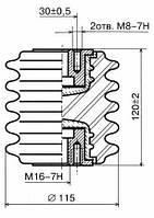 Изолятор ИОР-10-7,5 IIIМ УХЛ2 (модернизированный)