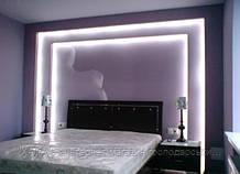 Монтаж подсветки в комнатах квартир, домов любой сложности в Херсоне