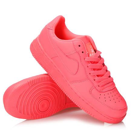 Женские кроссовки MINTA Neon Pink