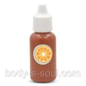 Пигмент жидкий для мыла ручной работы Орандж оксид (тесто)