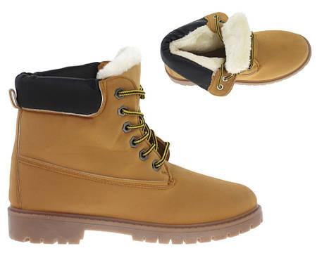 Женские ботинки ZACH YELLOW