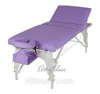 """Складной массажный стол класса """"люкс"""" BEL, фото 1"""