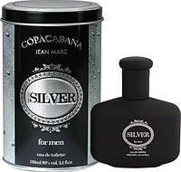 Copacabana Silver Jean Marc k133
