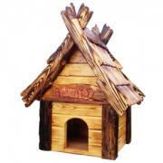 Деревянная будка для Вашего четвероногого друга ручной работы