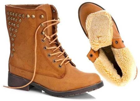 Женские ботинки THEODORA