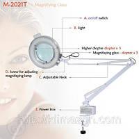 Лампа-лупа  M - 2021T