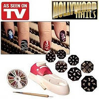 Машинка для дизайну нігтів Hollywood Nails, фото 1