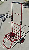 Кравчучка цельнометаллическая, грузоподъемность 100 кг.