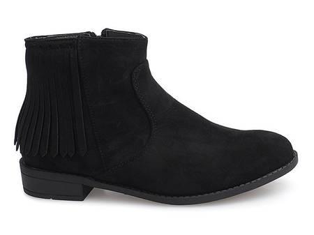 Женские ботинки DANIKA CZARNY