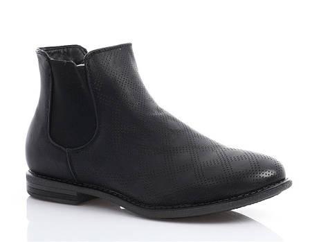 Женские ботинки ELINOR BLACK