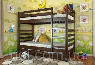 Двох'ярусне ліжко для дитини
