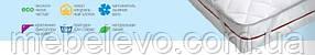 Односпальный наматрасник Органик 80х190 Come-For h0,1  бязь + льняная вата с резинками , фото 2