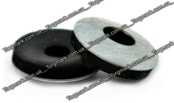 Шайба уплотнительная с резиновой прокладкой