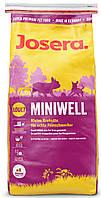 Josera Miniwell корм для мелких пород гипоаллергенный,15 кг, фото 1